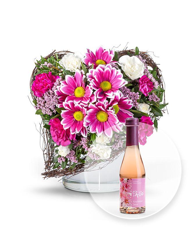 Für Dich und Kirschblüten-Secco - jetzt bestellen bei ...