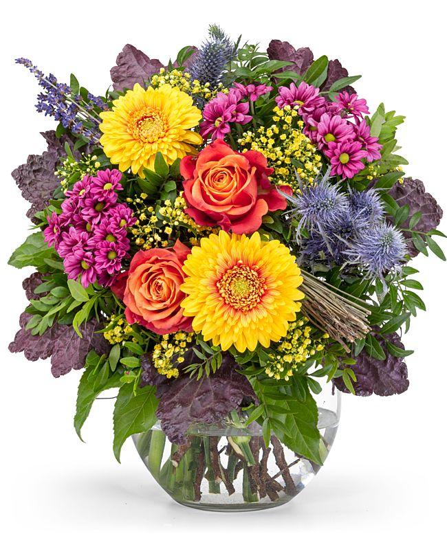 Colours - jetzt bestellen bei Valentins   REWE Blumen