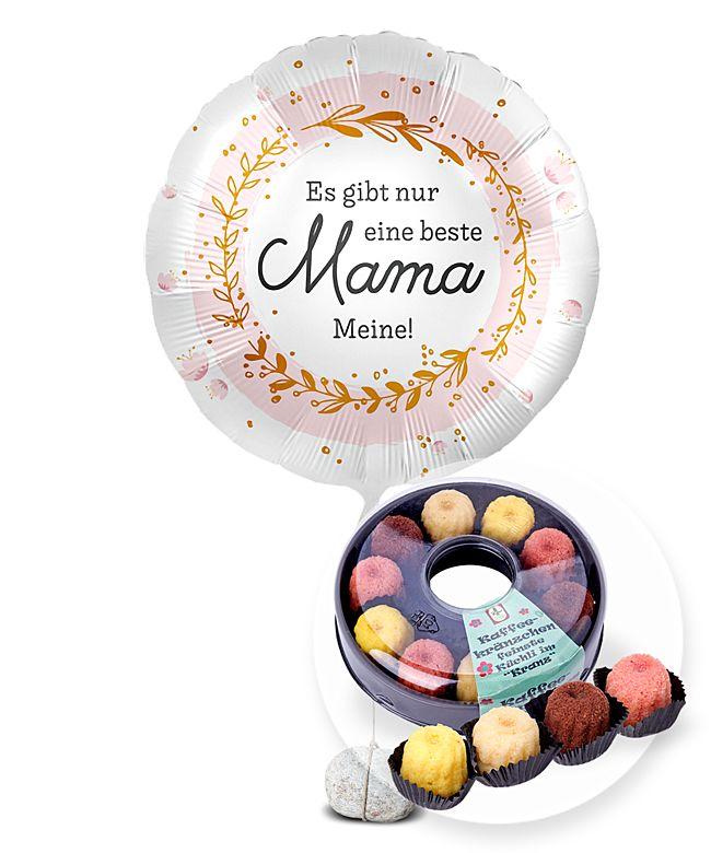 Ballon Es gibt nur eine beste MamaMeine! und
